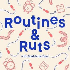 Routines & Ruts podcast logo