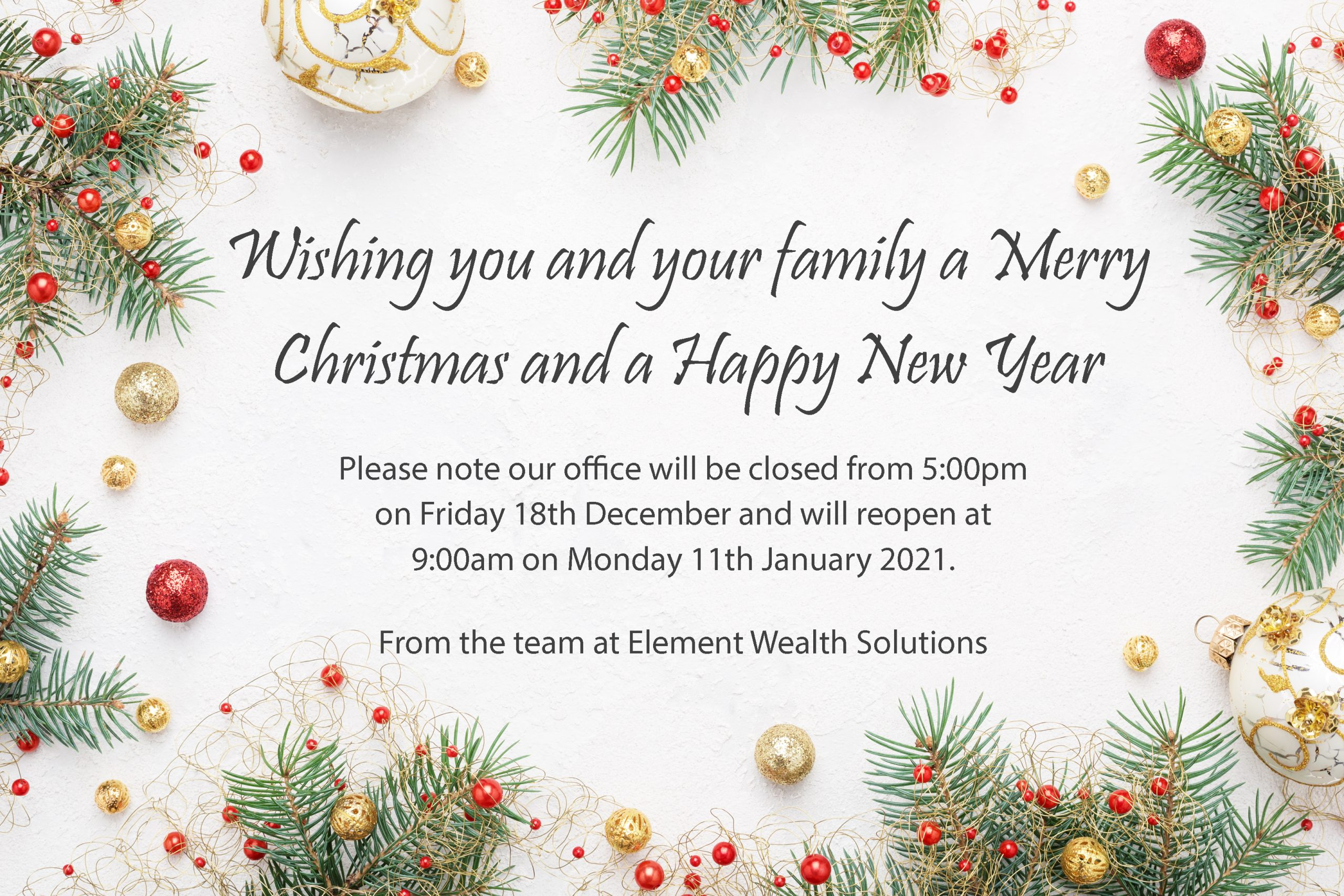 Christmas-Element-Wealth-Solutions-Banners
